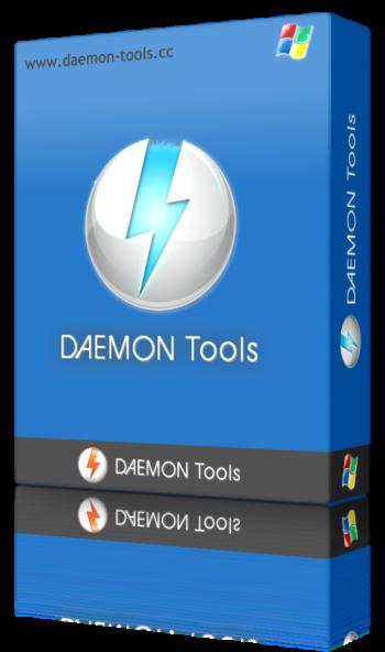 DAEMON Tools Lite 10.4.0.192 - лучший в мире эмулятор CDDVD