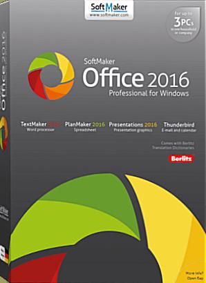 SoftMaker FreeOffice 1.0.0.3790 - бесплатный офисный пакет