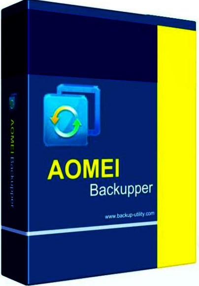 AOMEI Backupper 3.5 - удобный и простой бекап