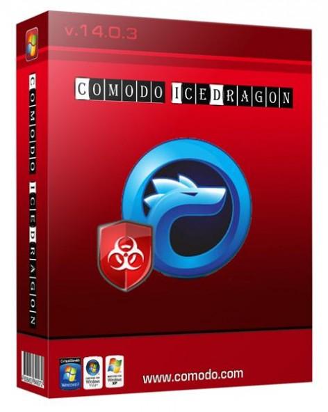 Comodo IceDragon 48.0.0.1 - отличный браузер