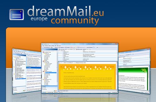 DreamMail 5.16.1006.1001 - отличный почтовый клиент