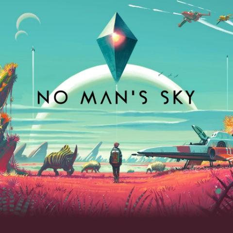 No Man's Sky RUS 2016