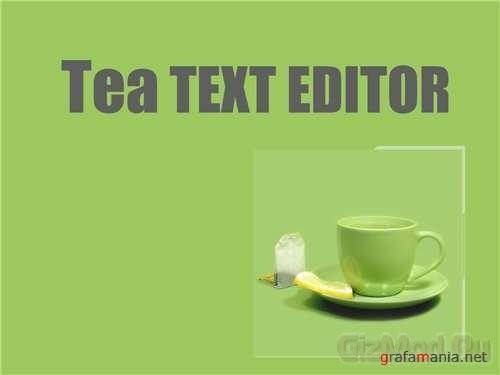 TEA Text Editor 42.0.0 - текстовый редактор