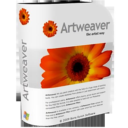 Artweaver 5.1.4 - графический редактор