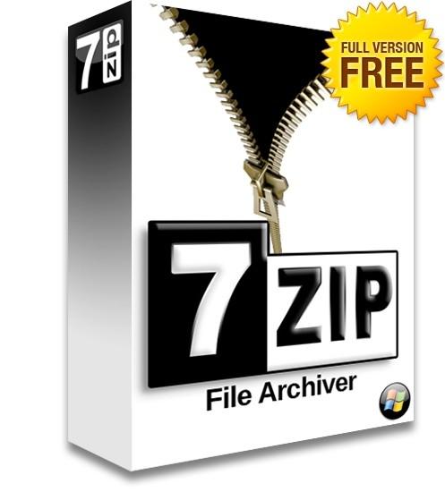 7-Zip 16.03 - крутой архиватор