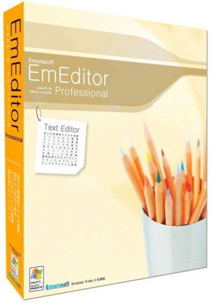EmEditor 16.2.0 Beta 3 - идеальный текстовый редактор для Windows