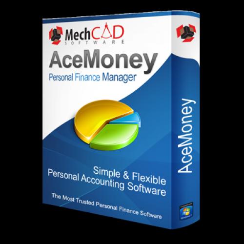 AceMoney 4.36.2 - удобная домашняя бухгалтерия