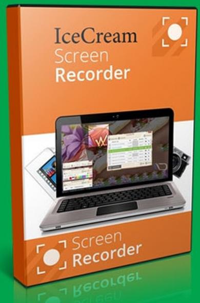 Icecream Screen Recorder 4.33 - запись с рабочего стола