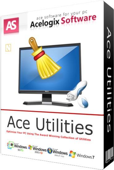 Ace Utilities 6.3.0.292 - набор утилит
