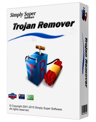 Trojan Remover 6.9.4.2947 - удаляем троянских коней