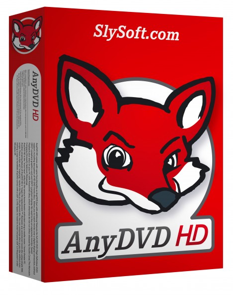 AnyDVD 8.0.5.2 Beta - безопасное снятие региональной защиты