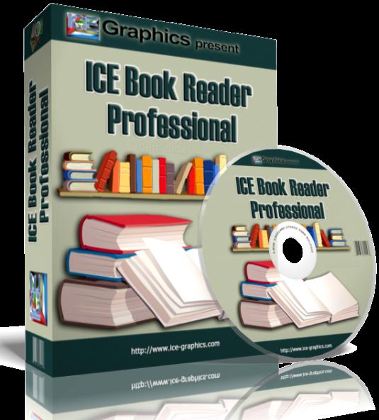 ICE Book Reader Pro 9.5.3 - лучшая читалка книг для Windows