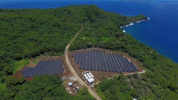 Tesla и SolarCity смогли обеспечить электроэнергией целый остров.