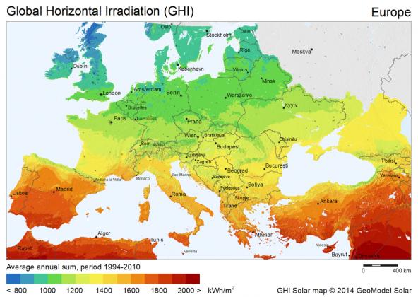 Китайцы хотят построить солнечную электростанцию в зоне отчуждения ЧАЭС