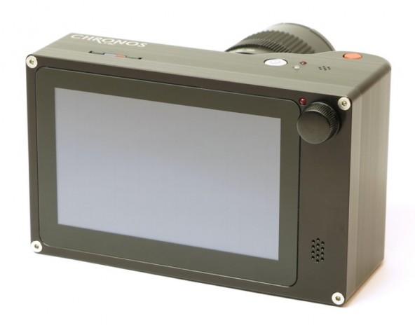 Сверхскоростная видеокамера 21,6 тыс. к/с