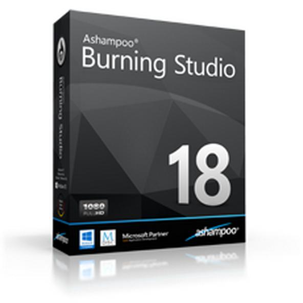 Ashampoo Burning Studio 18.0.0 - бесплатный пакет для записи дисков