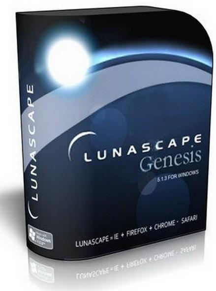 Lunascape 6.15.0.27562 - наиболее продвинутый браузер
