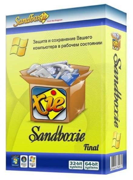 """Sandboxie 5.15.7 Beta - работа с приложениями в """"песочнице"""""""