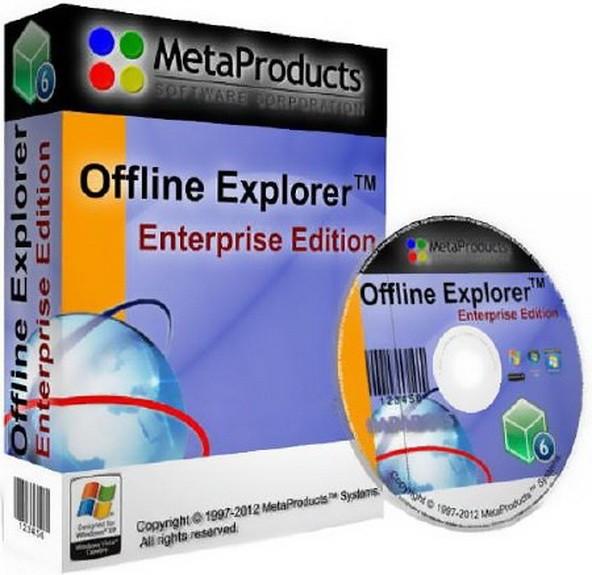 Offline Explorer 7.3.4551 - точная копия сайта