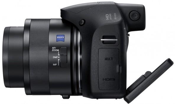 Sony Cyber-shot HX350 фотоаппарат с невероятным оптическим трансфокатором