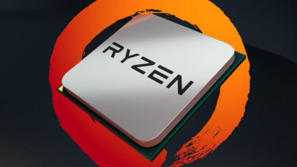 Тестовая система AMD Ryzen на CES 2017 работает на частоте 3,6 ГГц