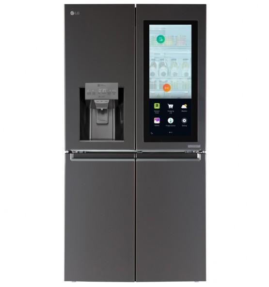 Smart InstaView - умный холодильник от LG