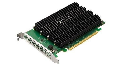 Seagate Nytro XP7200 имеет рекордную скорость чтения 10 Гбайт/с