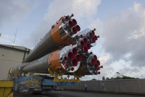 «Союз-СТ-Б» успешно стартовал.