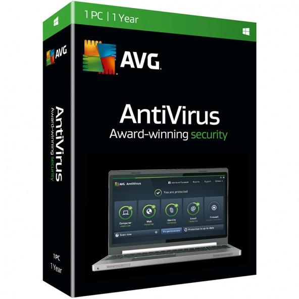 AVG Anti-Virus 17.1.3354 - отличный антивирусный пакет