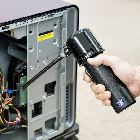 Sanwa Electric Air Duster поможет в чистке ПК