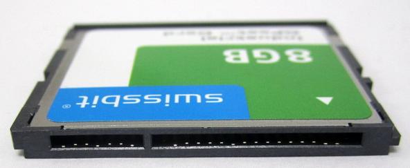Lexar CFast 2.0 3500x развивают скорость до 525 Мбайт/с