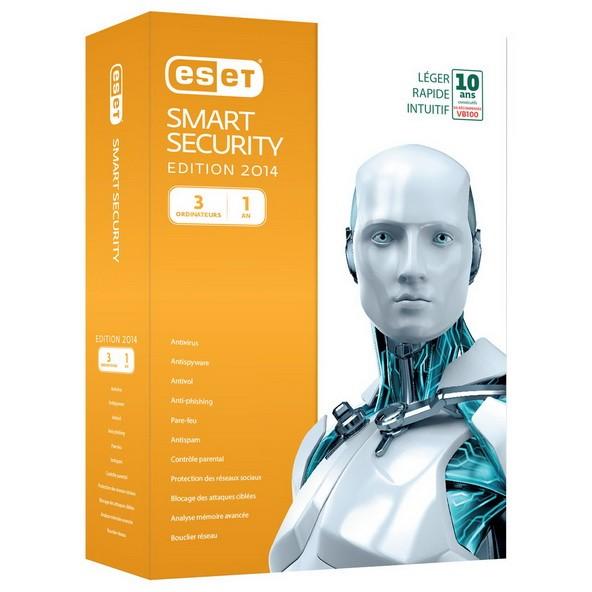 ESET Smart Security 10.0.390.0 - антивирусный сканер