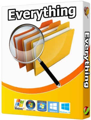 Everything 1.4.1.845 Beta - поисковик файлов на ПК