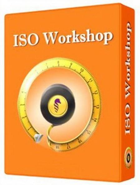 ISO Workshop 7.4 - обработка образов дисков