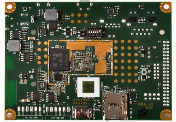 Inforce 6640 – одноплатный компьютер на платформе Snapdragon 820