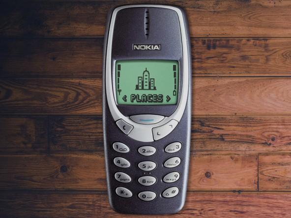 Подробности о Nokia 3310