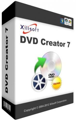 Xilisoft DVD Creator 7.1.3.20170209 - авторинг  DVD