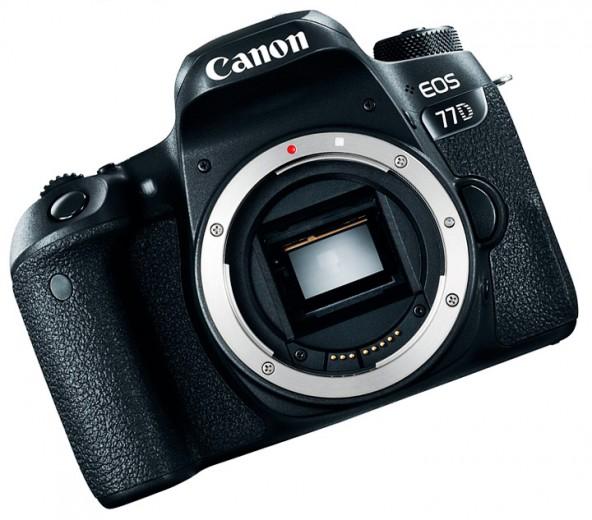 Новые зеркалки - Canon EOS 77D и EOS 800D