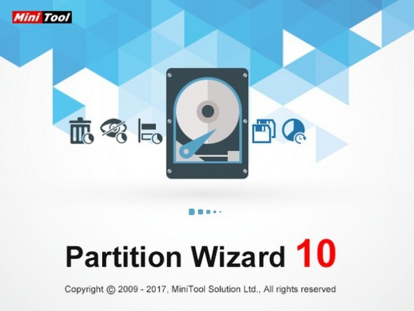 Partition Wizard Free 10.1 - продвинутый менеджер разделов HDD