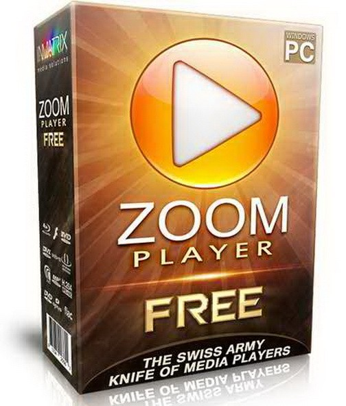 Zoom Player 13.00 Beta 9 - лучший медиаплеер для Windows