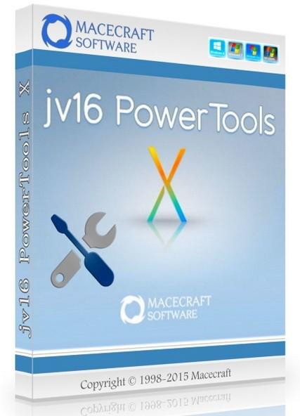 jv16 PowerTools 4.1.0.1688 - отличный набор утилит
