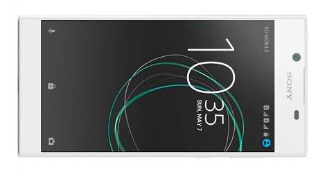 Новый бюджетный смартфон - Sony Xperia L1
