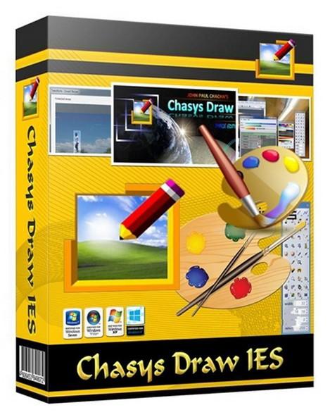 Chasys Draw IES 4.44.01 - отличный графический редактор