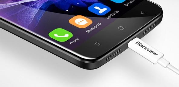 Смартфон Blackview P2 Lite с большой батареей