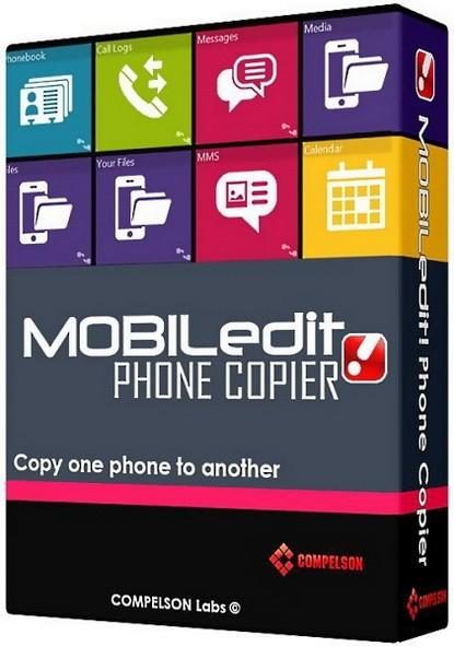 MOBILedit! 9.0.1.21994 - управление мобильным телефоном
