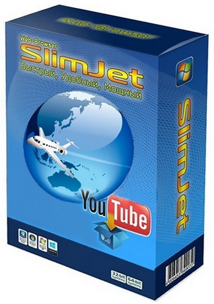 SlimJet 14.0.1.0 Beta - очень быстрый браузер