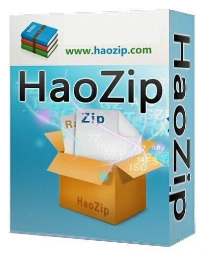 HaoZip 5.9.3.10771 - хороший архиватор