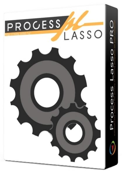 Process Lasso 9.0.0.318 - удобный мониторинг процессов