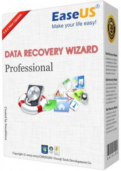 EASEUS Data Recovery Wizard 11.5.0 - эфективное восстановление данных