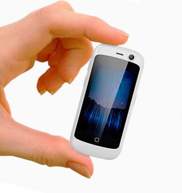 Jelly - самый маленький смартфон